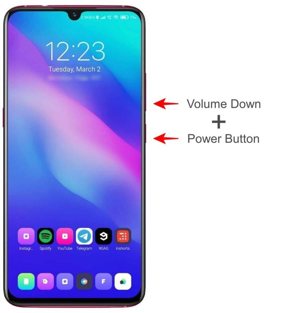 Enter into Fastboot Mode in Xiaomi