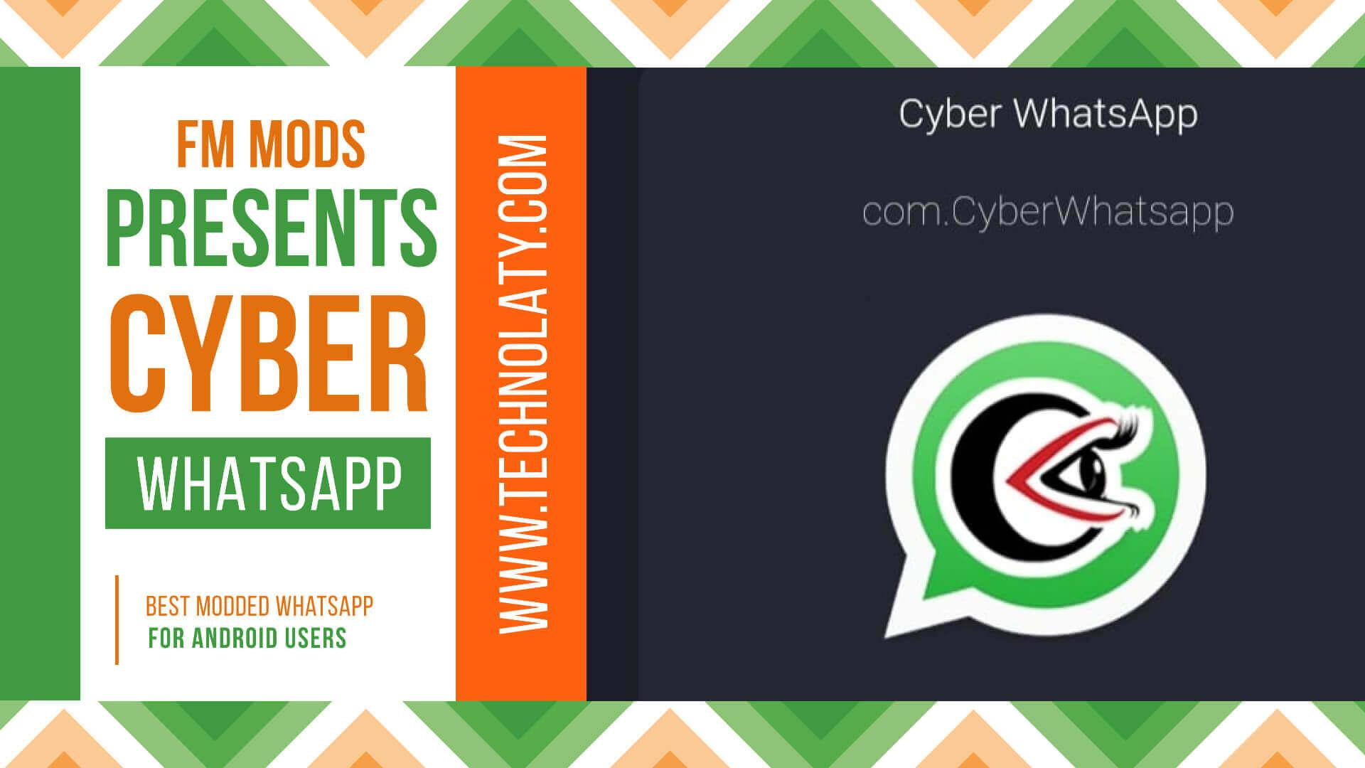 Download Cyber WhatsApp APK