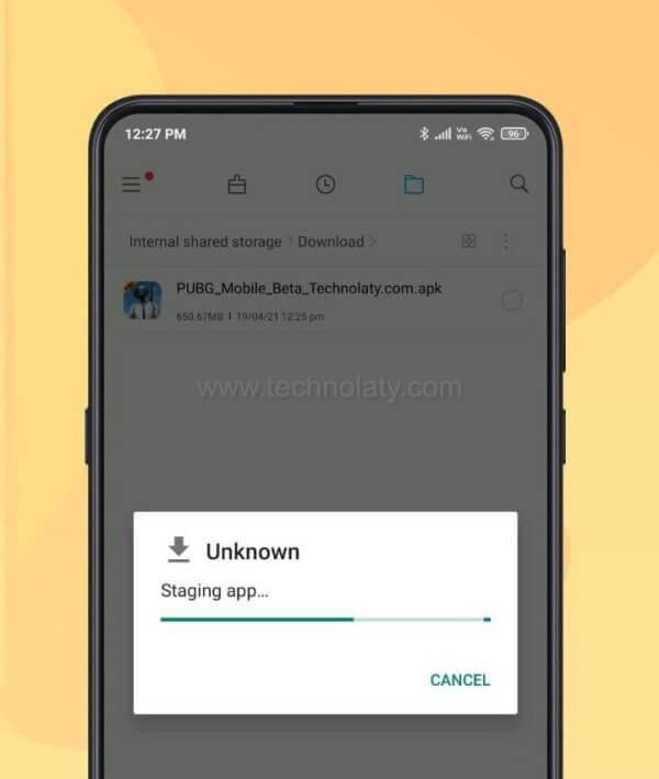 Beta PUBG Mobile APK