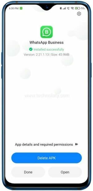 Download WhatsApp Business Mod