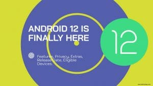 Android 12 Download