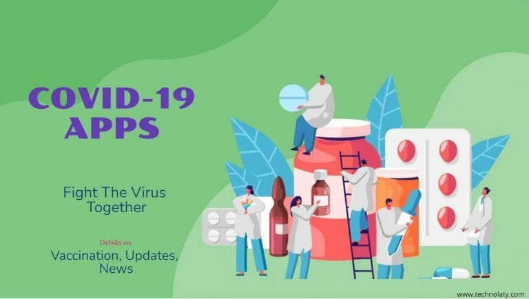 COVID 19 Updates and Vaccination App