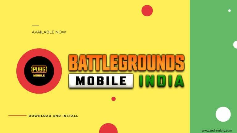Download Battlegrounds Mobile India APK
