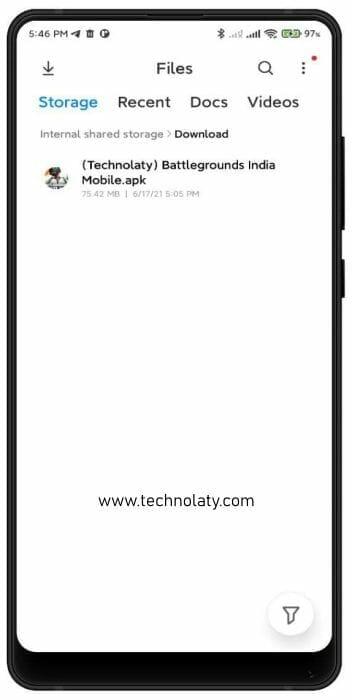 Download PUBG Mobile India APK