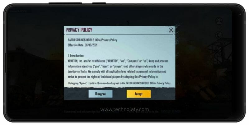 Battlegrounds Mobile India New Policy