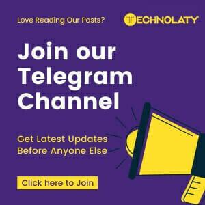 Technolaty Telegram Channel