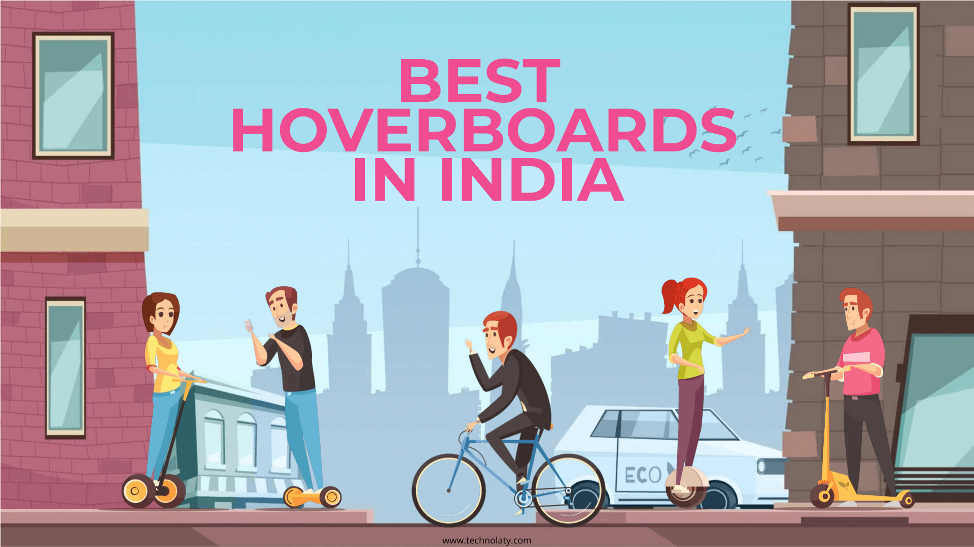Best Hoverboards in India