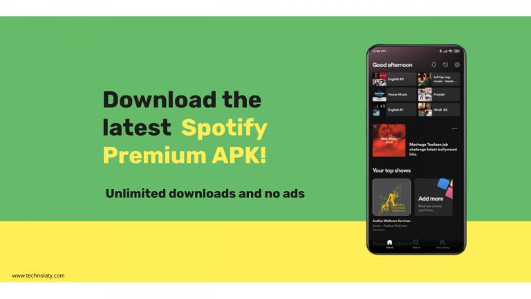 Download Spotify Premium MOD APK