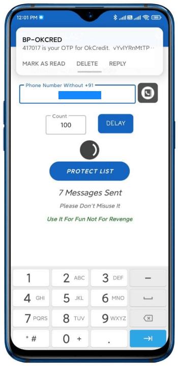 Download SMS BOMBitUP APK