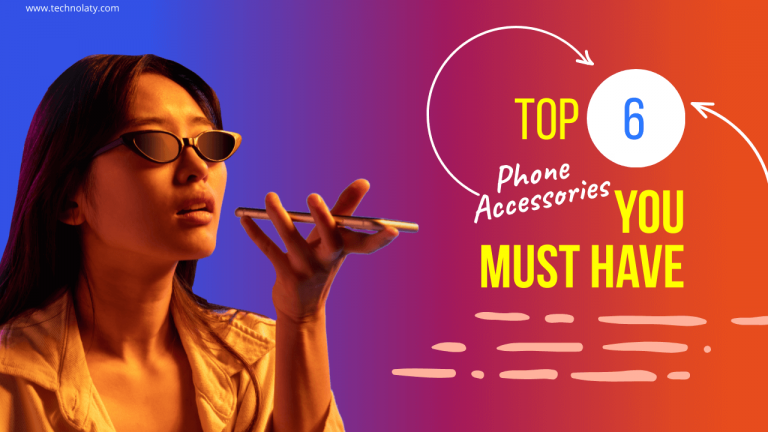 6 Phone Accessories You Must Buy